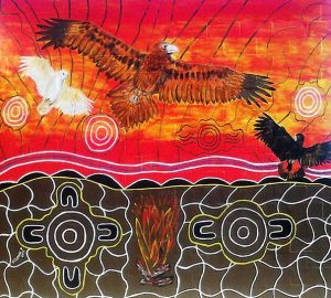 Mural for the Colac Community Health Centre