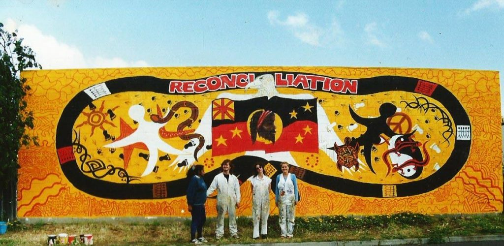 Reconciliation Mural